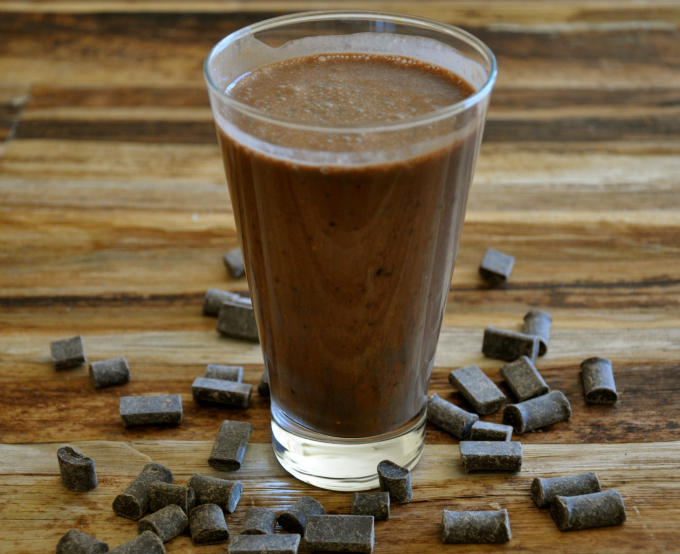 Healthy Raw Chocolate Smoothie