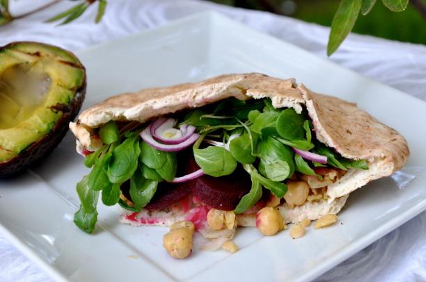 Healthy High Protein Vegan Sandwich Ideas