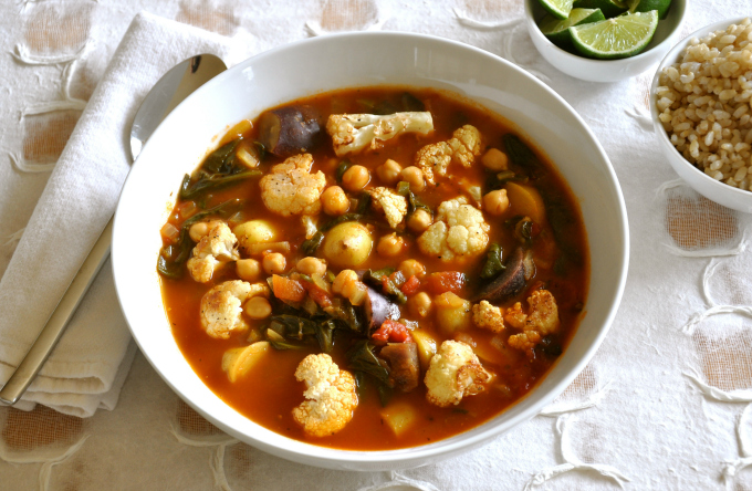 Ordinary Vegan's Chickpea Stew Now Available at Veestro