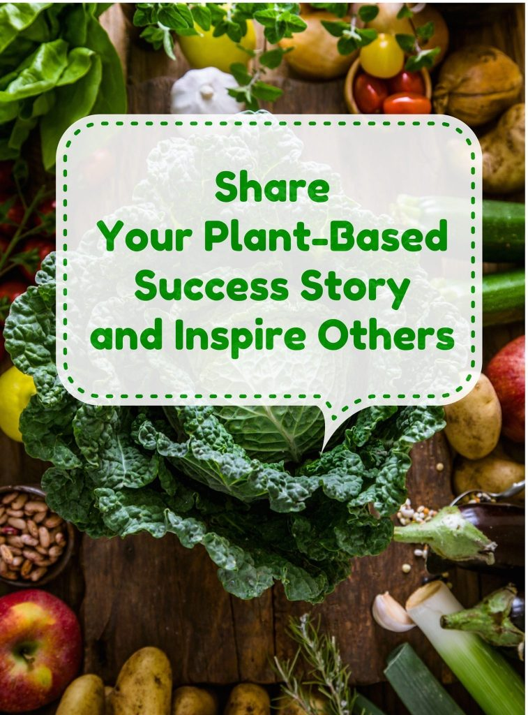 Share your plant-based diet success story here. (#vegan) ordinaryvegan.net