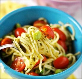 High Protein Edamame Pasta, Spirituality & Food