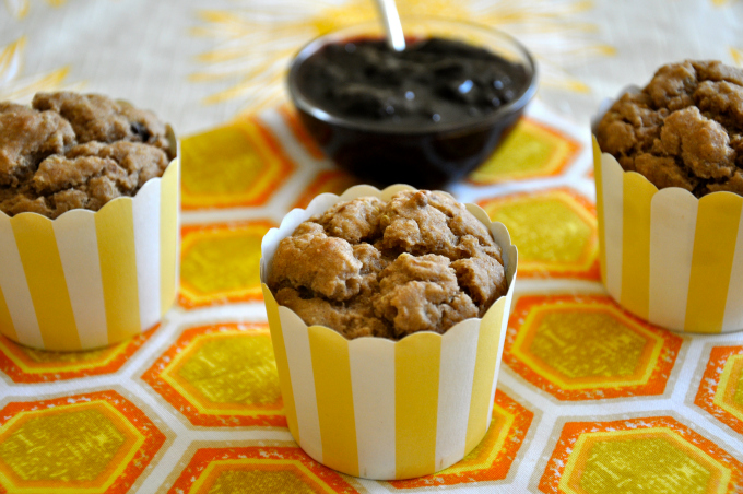 Orange Quinoa Muffins and Why I Hate Reese Witherspoon