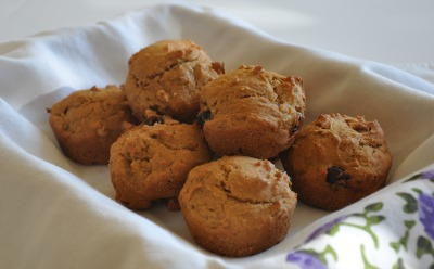 Top 10 Plant-Based Nutrition Tips & Sweet Potato Muffins