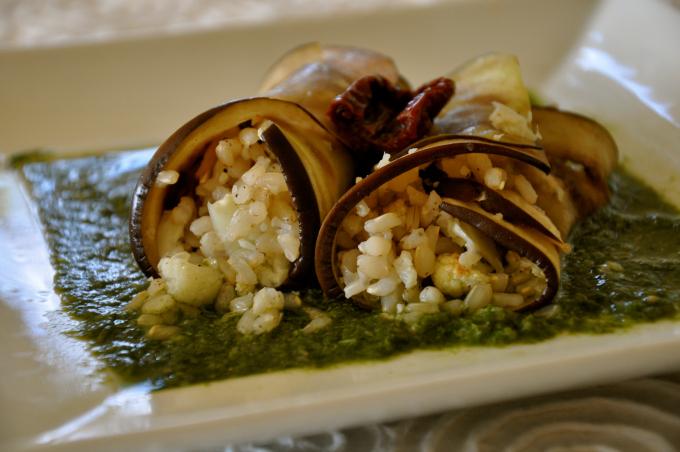 Eggplant bracile