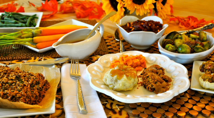 Vegan Thanksgiving – Recipes For A Complete Holiday Dinner
