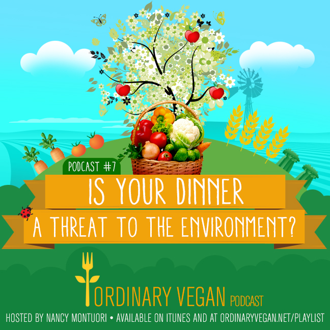 7 – Is Your Dinner A Threat To The Environment?