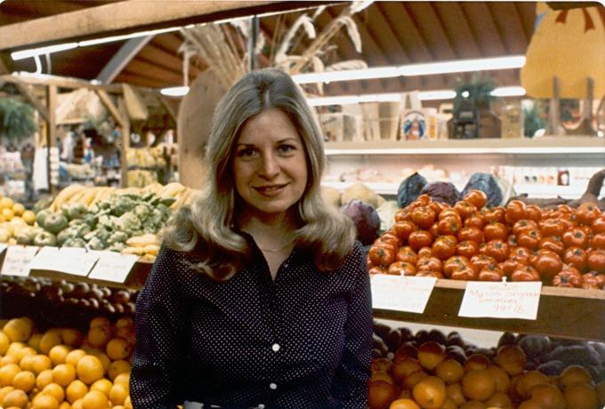 Sandy Gooch a prophet in the natural foods industry. (#vegan) ordinaryvegan.net