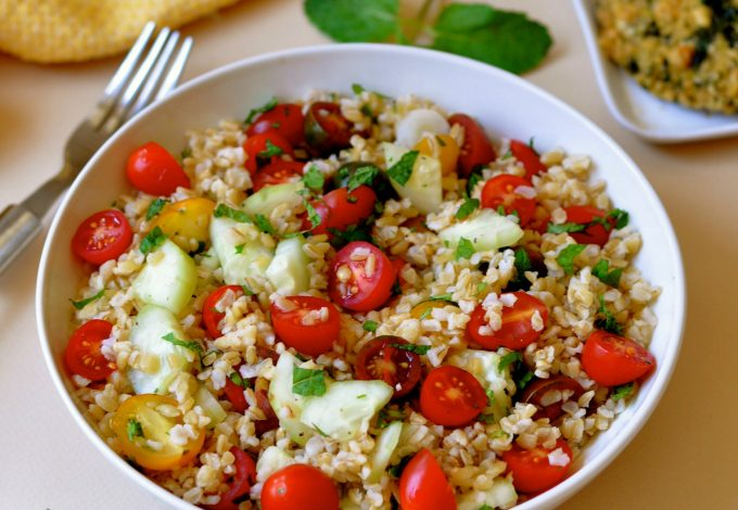Bulgur: One Of The World's Best Foods For Weight Loss