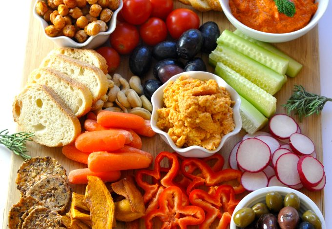 Holidays Made Easy with Vegan Appetizers You Can Afford