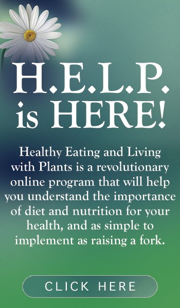 Healthy Eating and Living with Plants Online Course